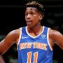 Malgré la rumeur, Frank Ntilikina veut rester à New York