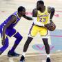 Kevin Durant a des mots rassurants pour les Lakers