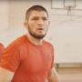 Quand Khabib Nurmagomedov se met au basket