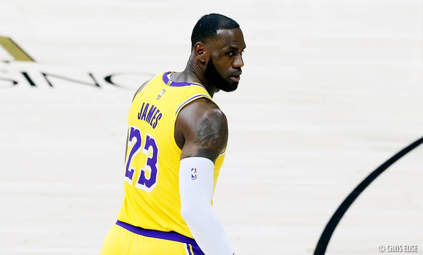 CQFR : Les Lakers en déroute, Boston calme Philly