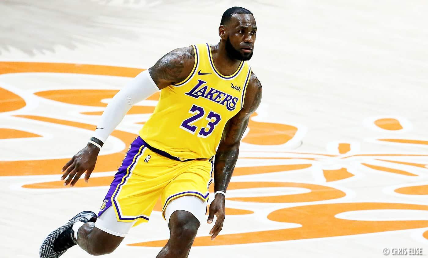 LeBron James refuse de stopper sa saison