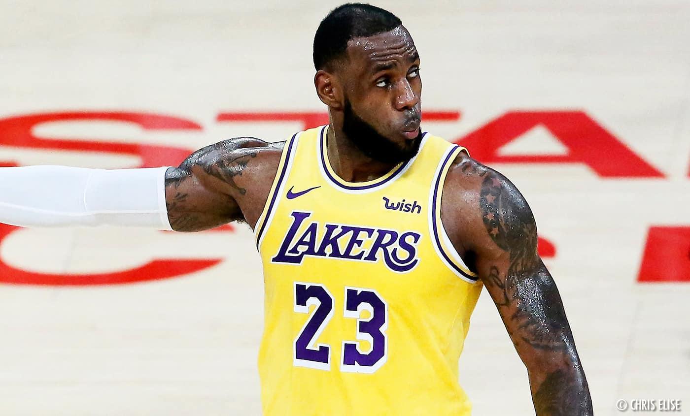 Les matches des Lakers et des Nets en Chine annulés ?