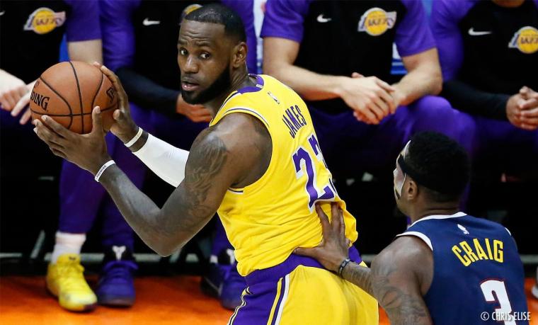 Pourquoi LeBron James n'a pas participé au meeting crucial mené par Kyrie Irving