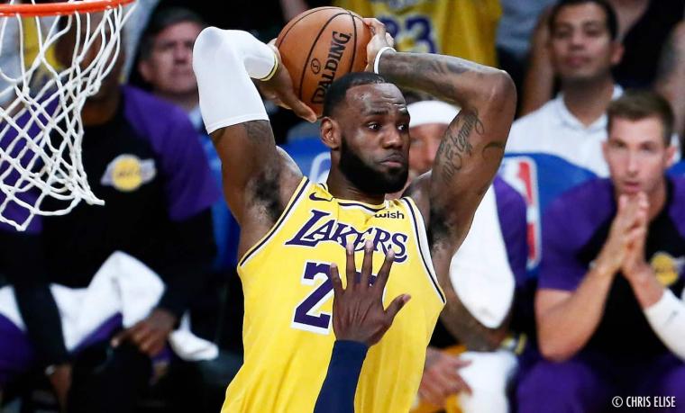 Stephenson a mis LeBron au défi de prendre son dernier trois-points