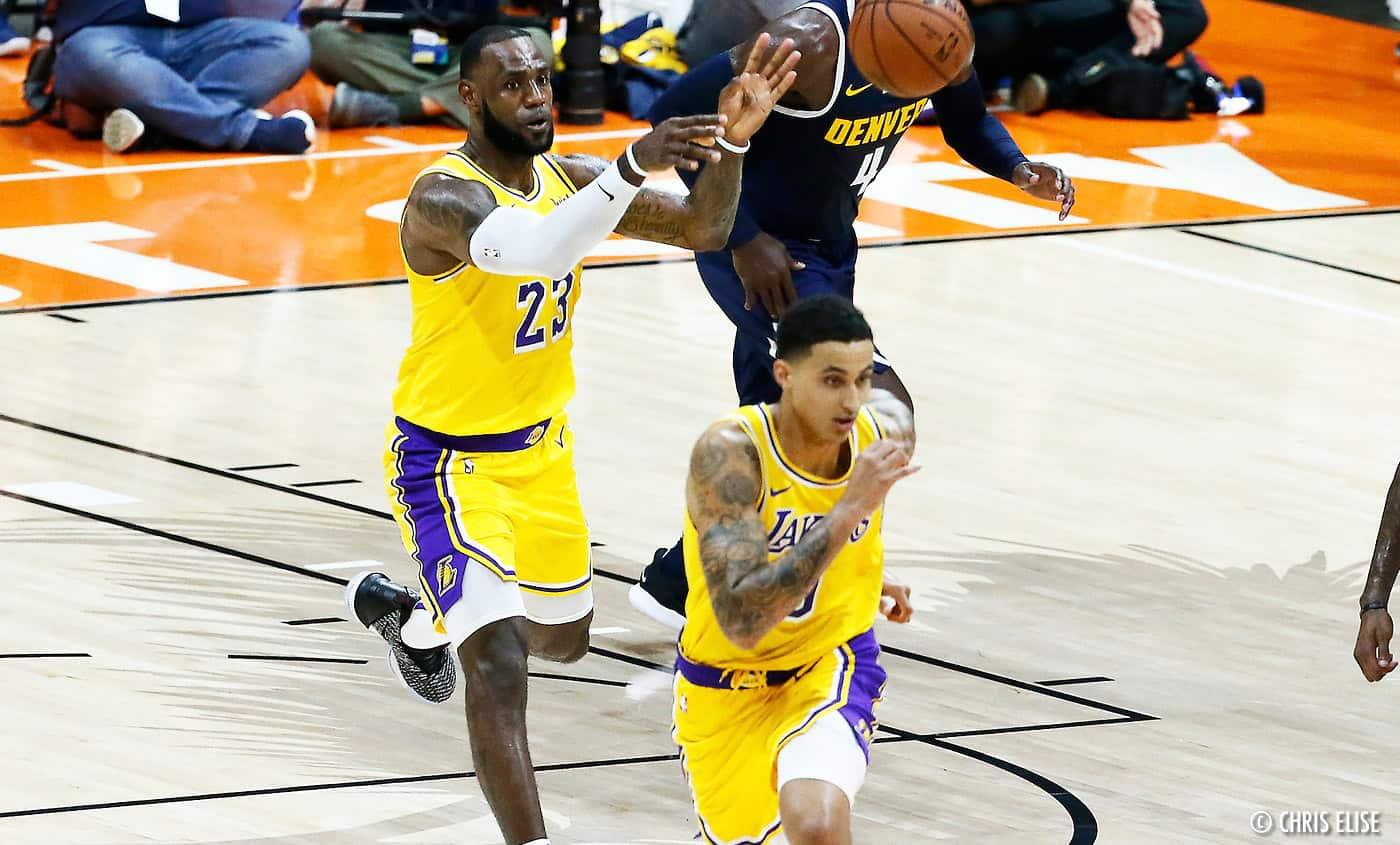 Quelle équipe des Lakers autour de LeBron ?