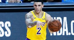Lonzo Ball : «Je n'ai pas été à la hauteur des attentes aux Lakers»