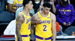 Kyle Kuzma rêvait d'une dynastie avec les autres jeunes aux Lakers
