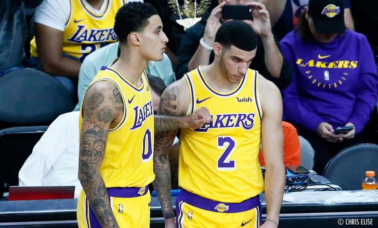 Le cinq que Kuzma aimerait voir plus souvent aux Lakers