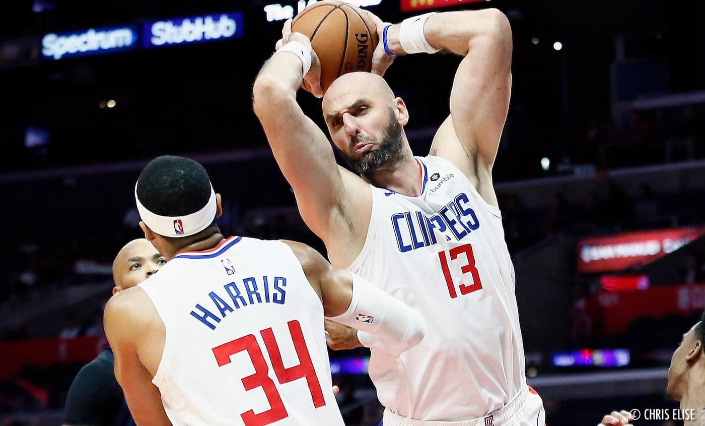 Marcin Gortat ravi que l'on voit qu'il n'était pas «le cancer des Wizards»