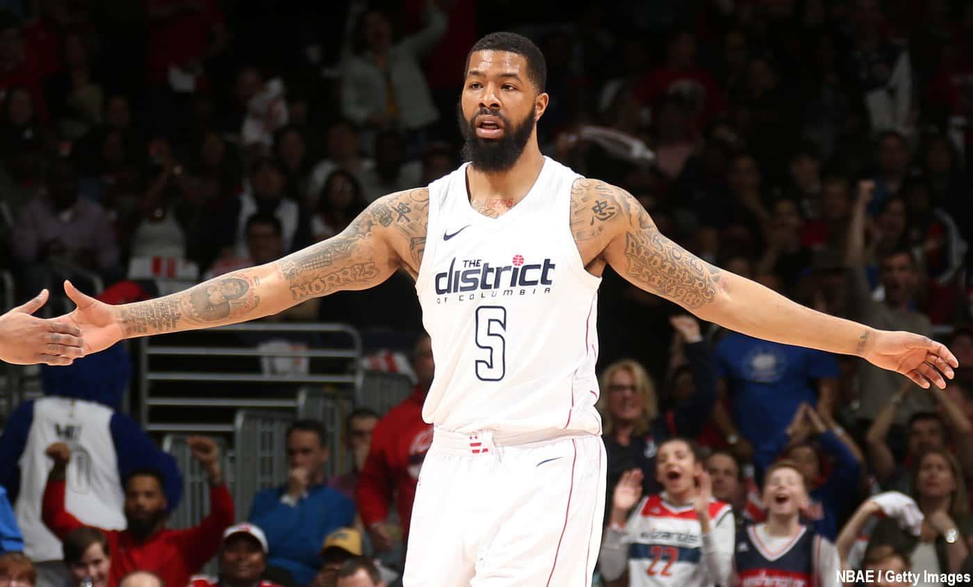 Markieff Morris s'engage avec les Detroit Pistons