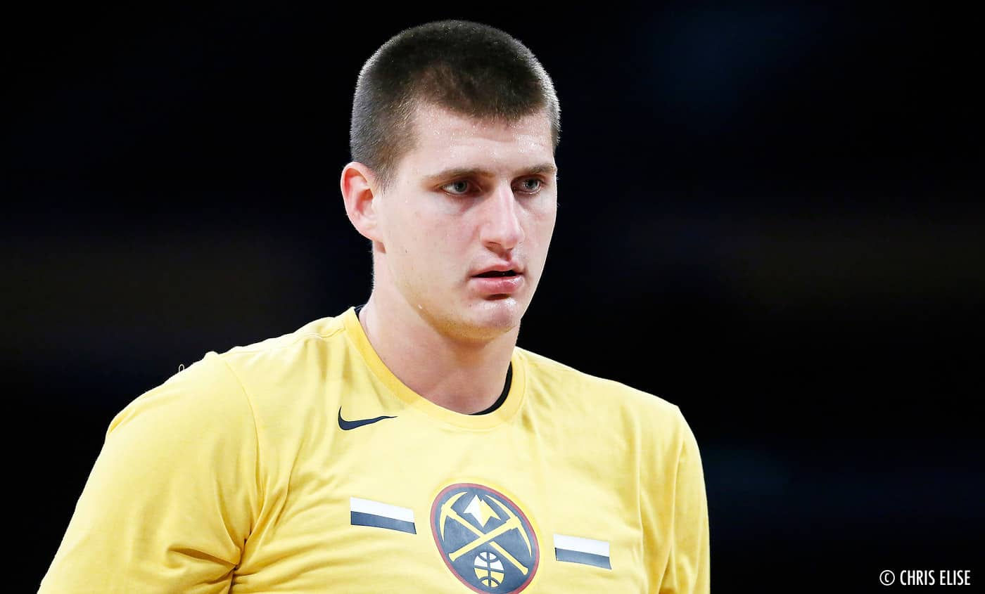 Nikola Jokic semble avoir repris du poids, faut-il s'en inquiéter ?