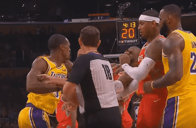 Chris Paul déçu par l'attitude de Brandon Ingram