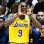 Rajon Rondo se rapproche doucement d'un retour avec les Lakers