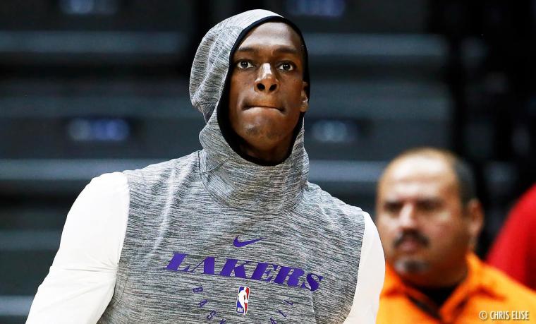 Rajon Rondo était à deux doigts de craquer pour son retour aux Lakers