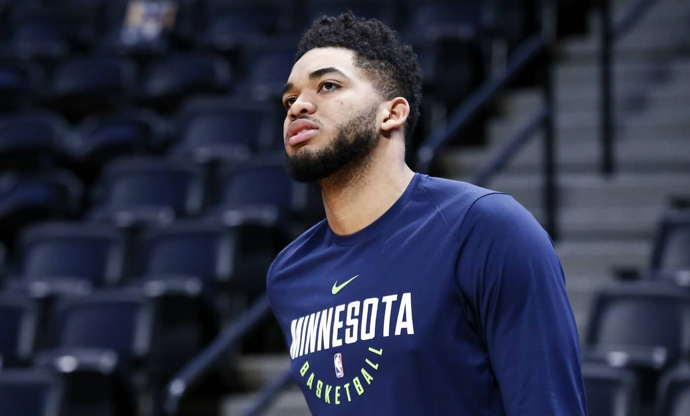 Déjà en forme, KAT claque 33 points contre Indiana