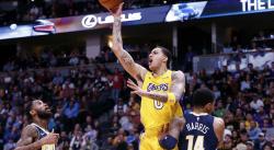 Kyle Kuzma ne serait pas un bon «fit» aux Lakers pour Frank Vogel