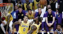 LeBron James et Kyle Kuzma se sont expliqués après la polémique