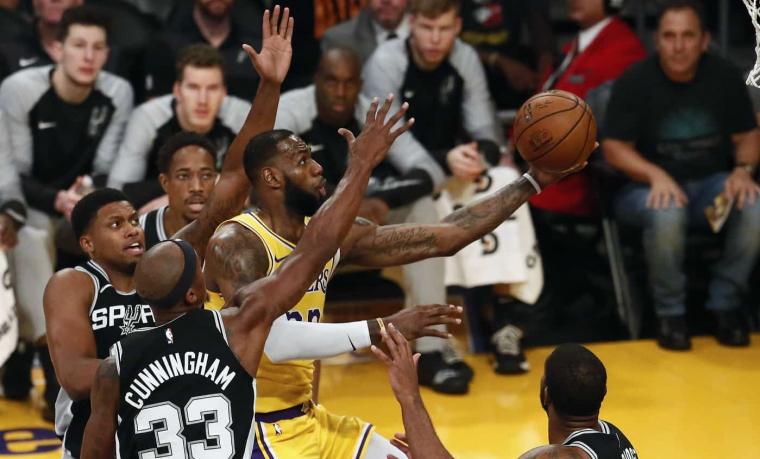 Les Lakers s'estiment déjà lésés par l'arbitrage