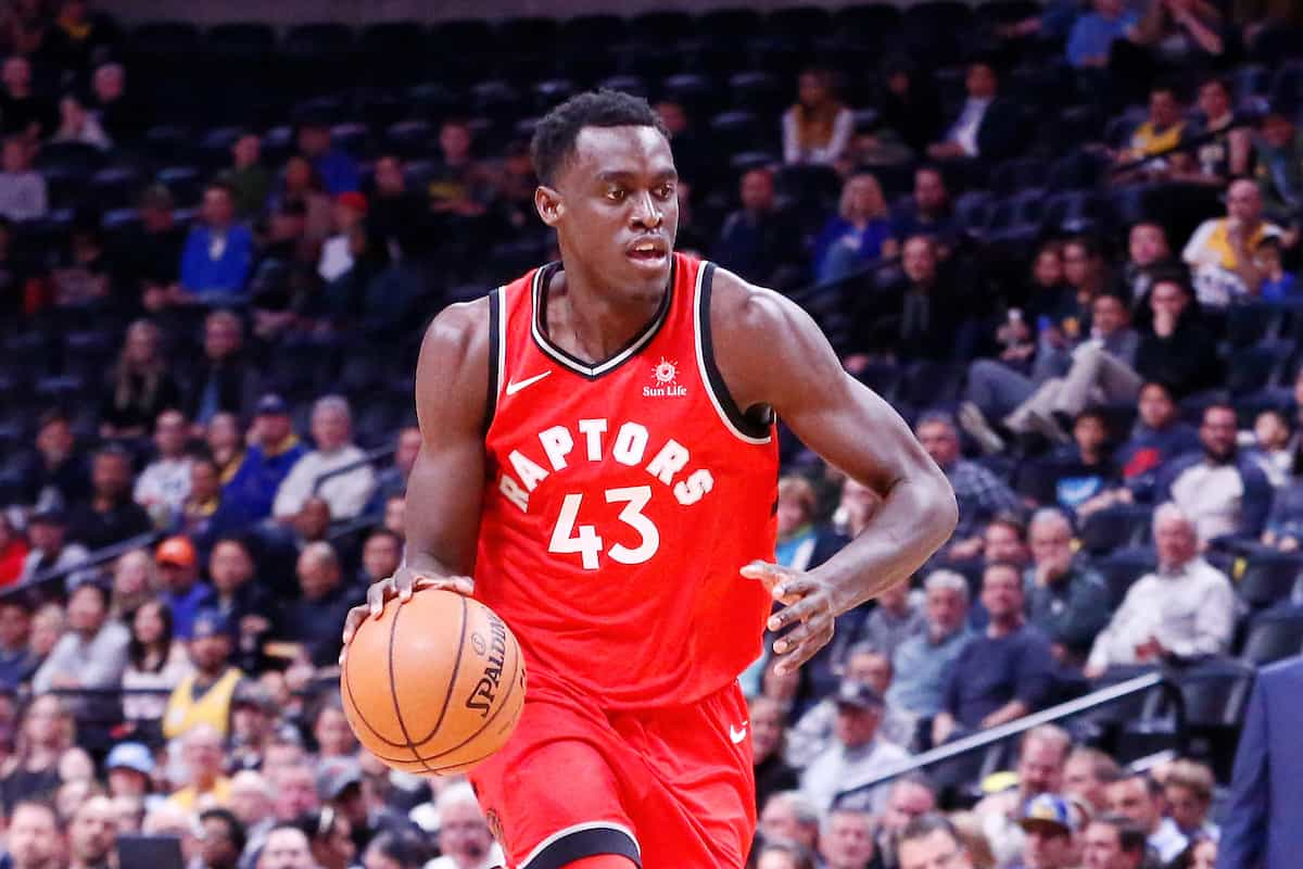 Pascal Siakam, quelle progression !