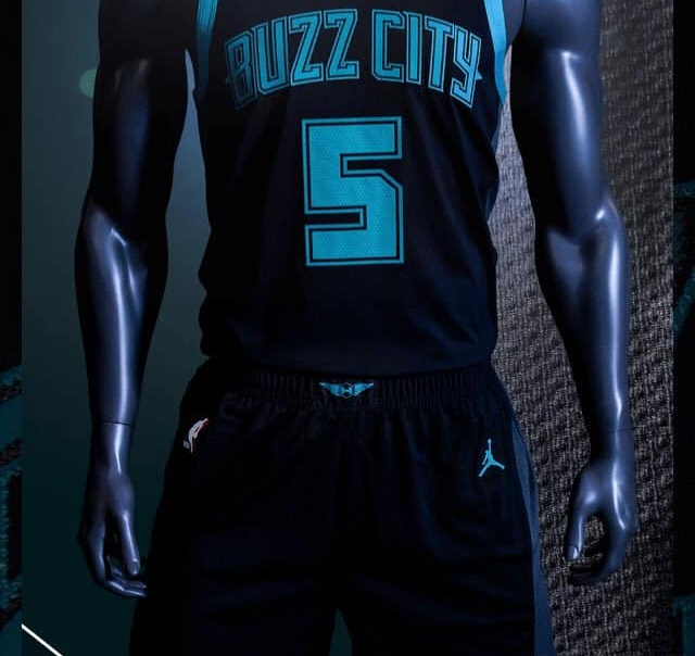 Plusieurs nouveaux maillots NBA ont été dévoilés !