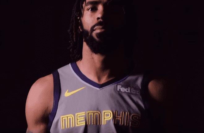 Concours de maillots moches entre Indiana et Memphis