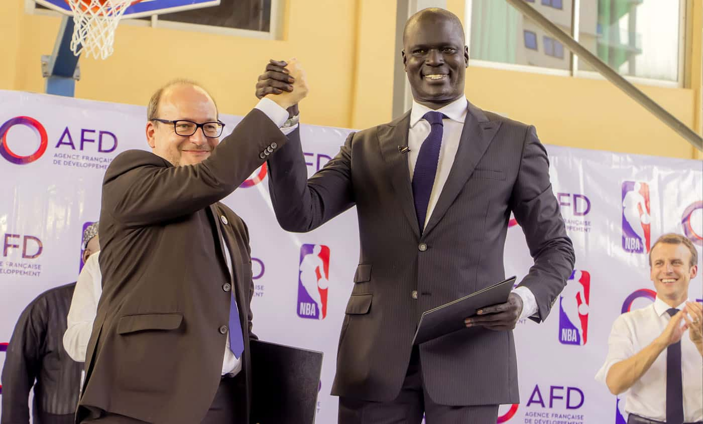 Le Basketball Without Borders Afrique de retour au Sénégal