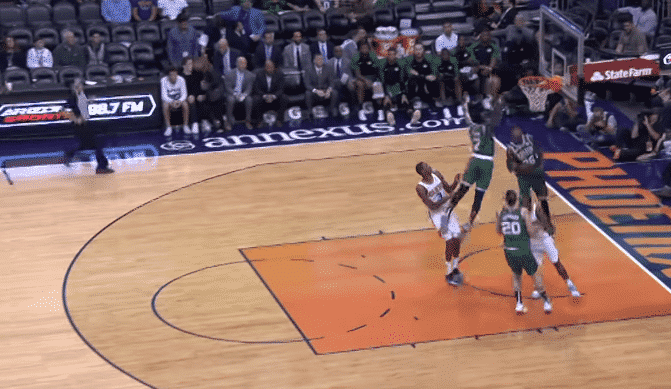 Top 5 : L'envol de Jaylen Brown