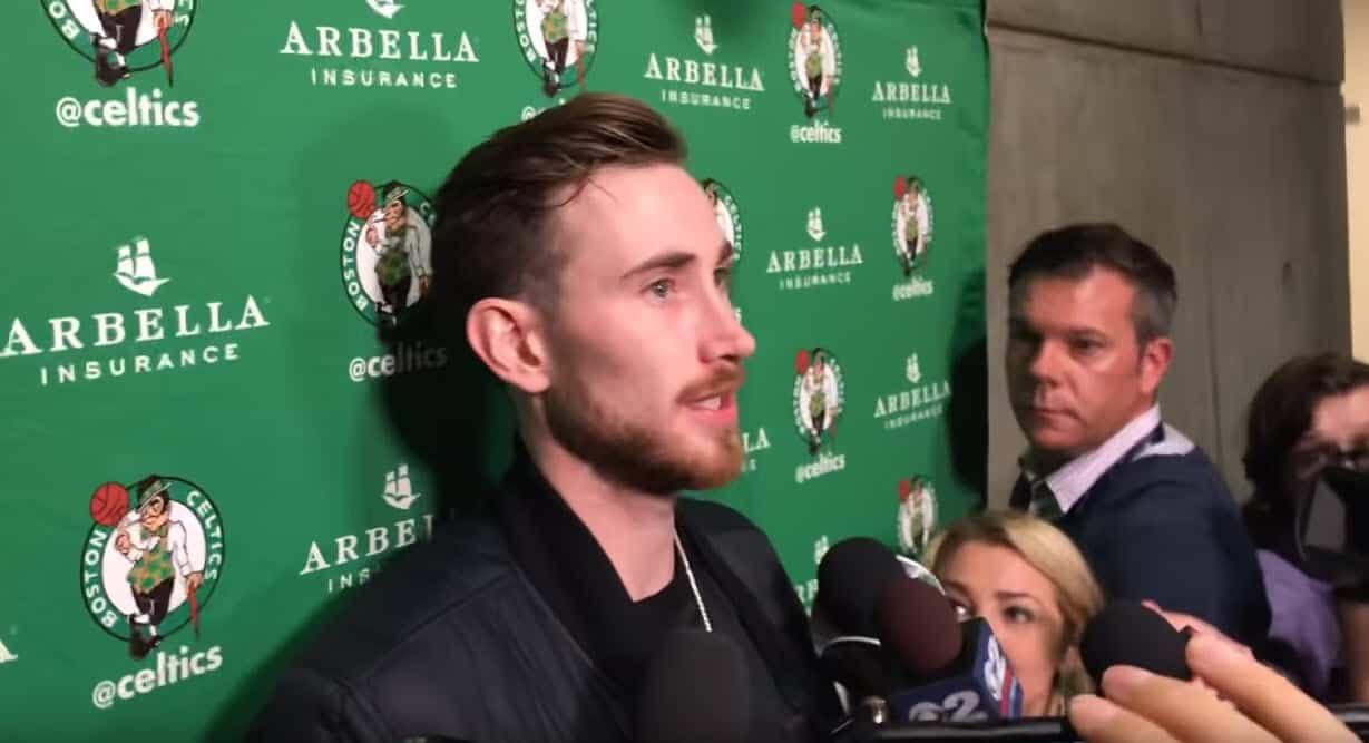 Gordon Hayward ne sera pas échangé par les Celtics cet été