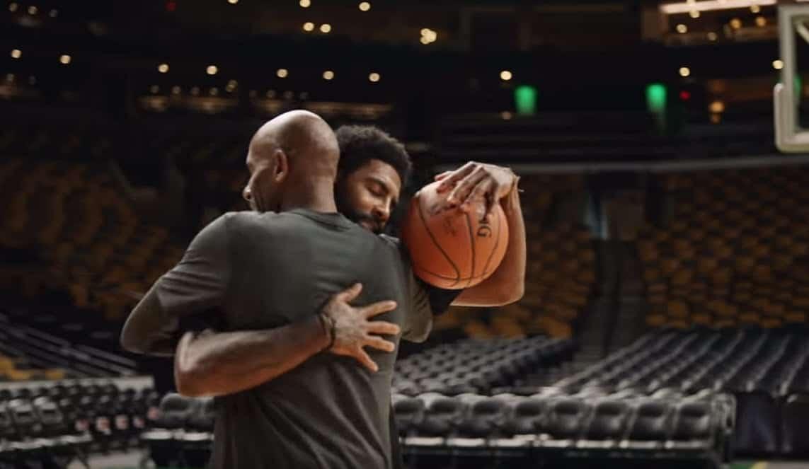 L'émouvant spot Nike avec Kyrie Irving et son père