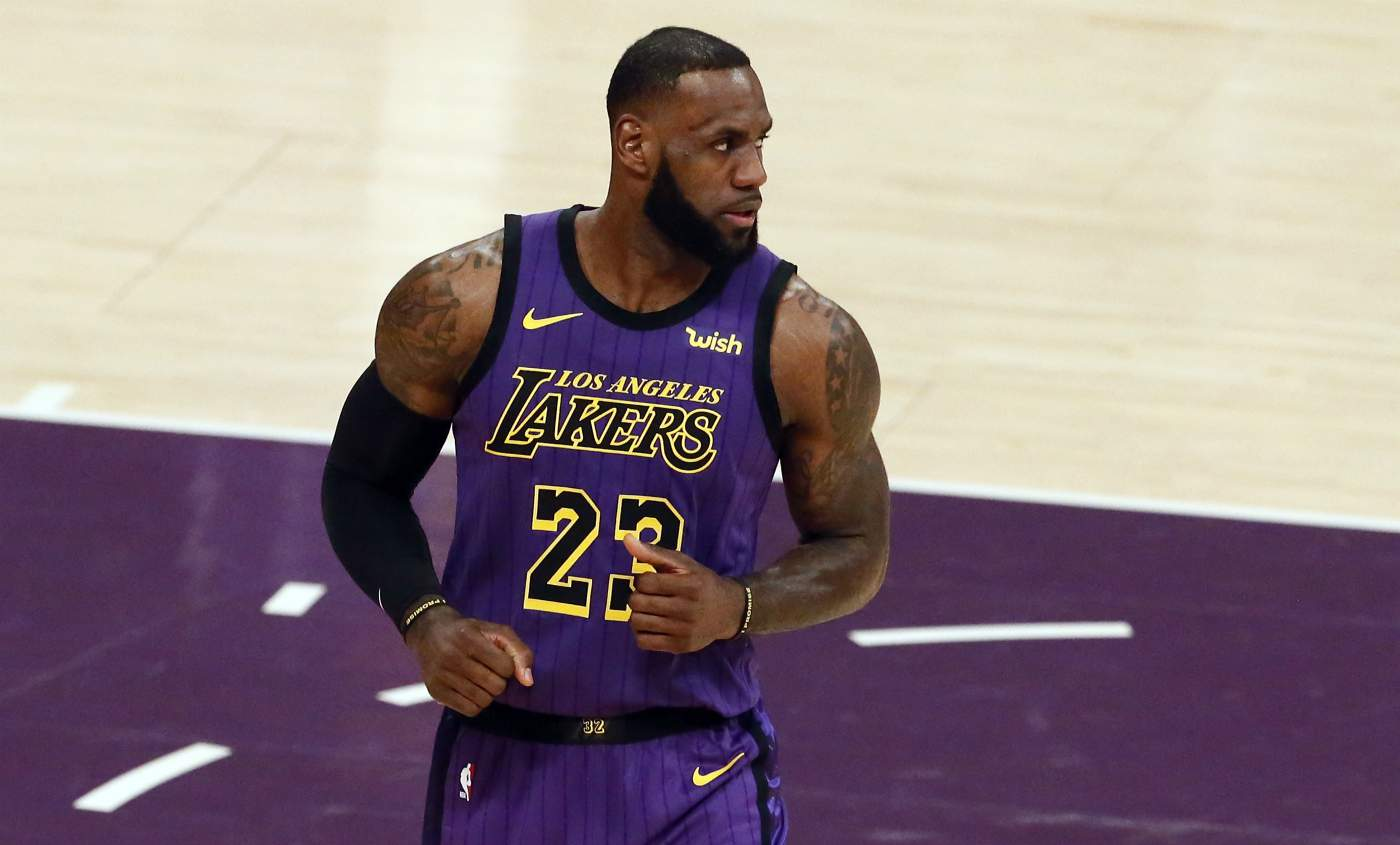 LeBron James impressionné par Zion Williamson