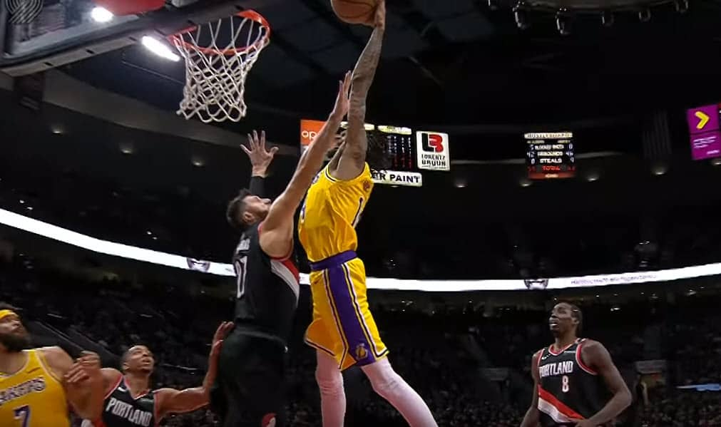 Top 10 : Ingram fracasse Nurkic