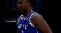 Zion Williamson a roulé sur Kentucky, la vidéo du crime