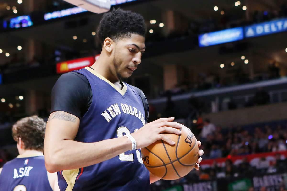 Anthony Davis, condamné à quitter les Pelicans