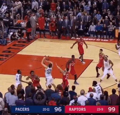 La NBA reconnait que les Pacers se sont fait avoir