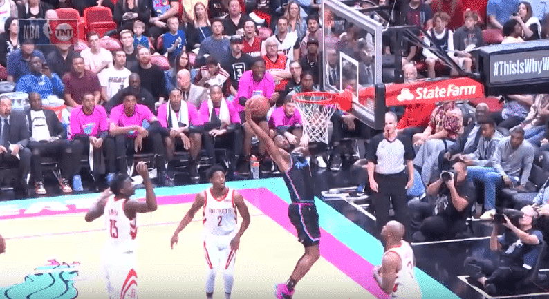 Top 5 : Dwyane Wade peut encore claquer du gros dunk