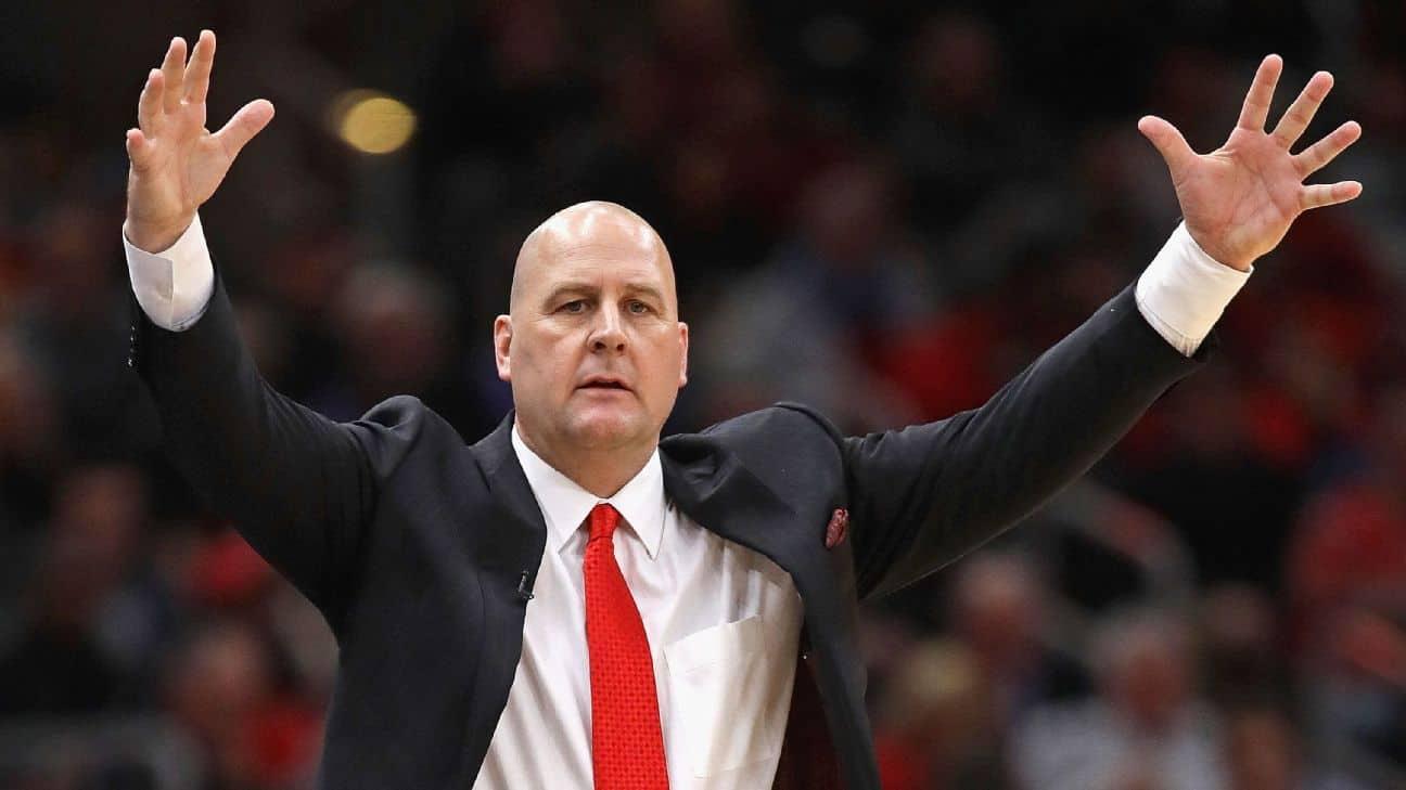 Les Bulls prolongent et augmentent Jim Boylen