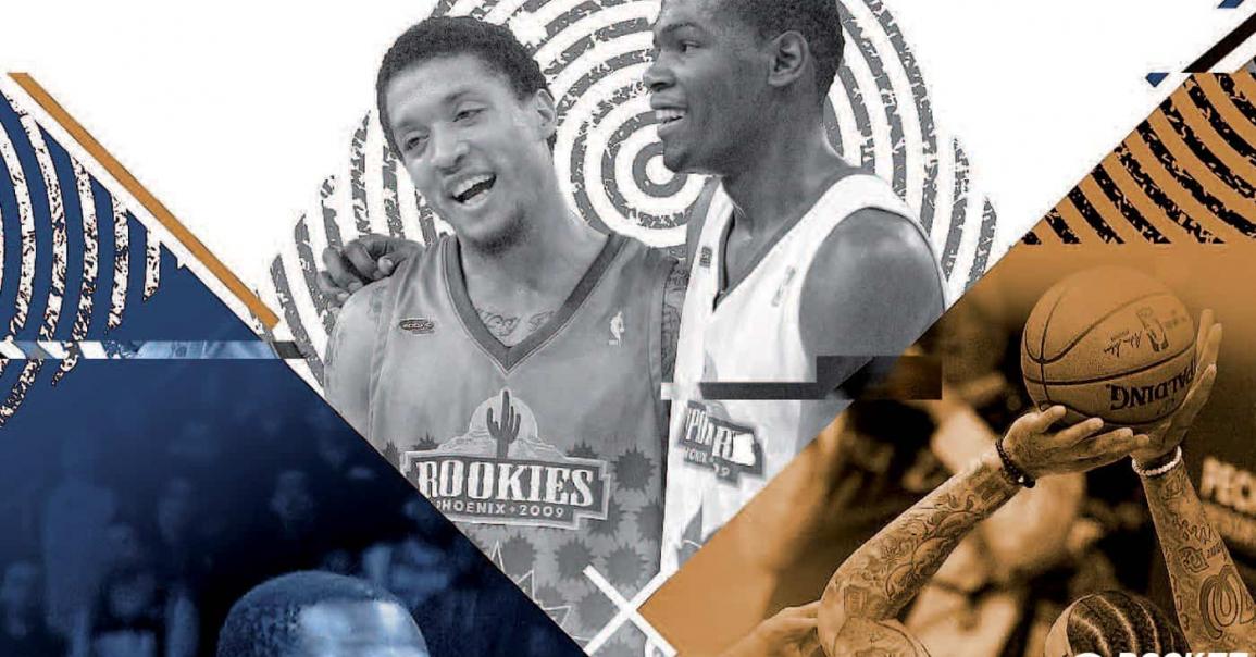 Kevin Durant et Michael Beasley : Les deux faces d'une même pièce