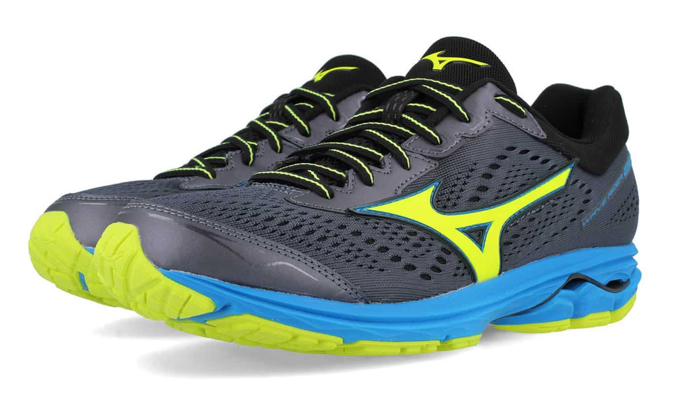 [Test] La Mizuno Wave Rider 22