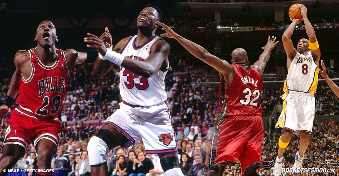 Kobe, Jordan, LeBron ou King : les 12 meilleurs NBA Christmas Games all-time