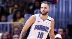 Evan Fournier : Un game winner et une belle déclaration au Magic… avant de partir ?