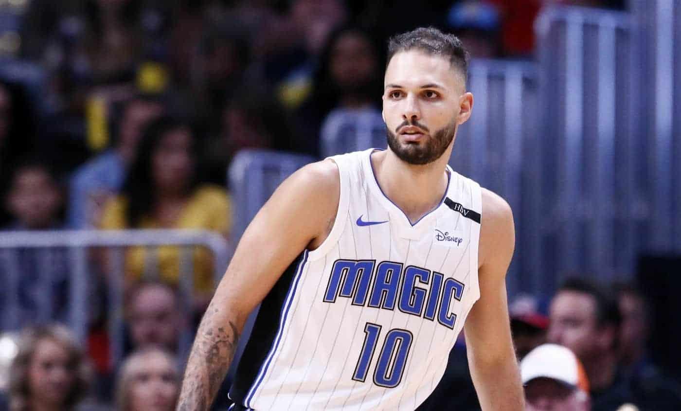 NBA Evan Fournier