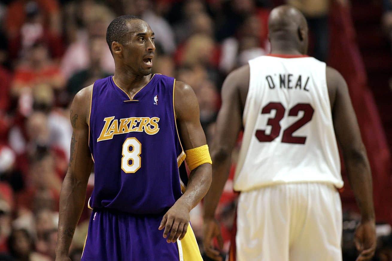 Shaq et les Lakers avaient un code pour ne pas passer la balle à Kobe