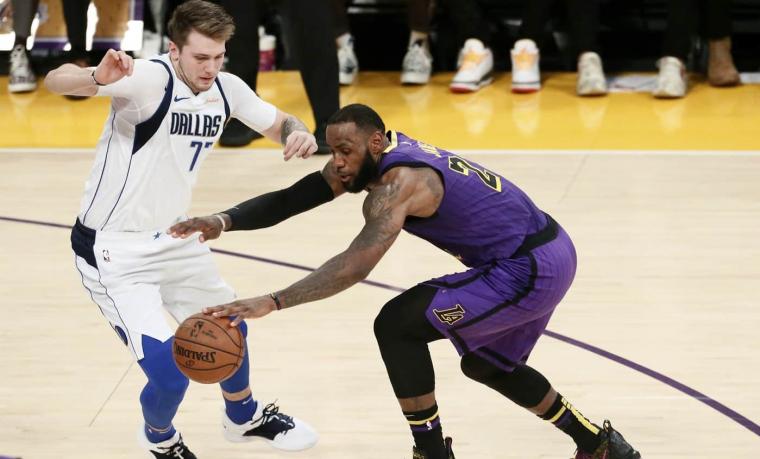 LeBron James à l'origine du recrutement des Lakers l'été dernier