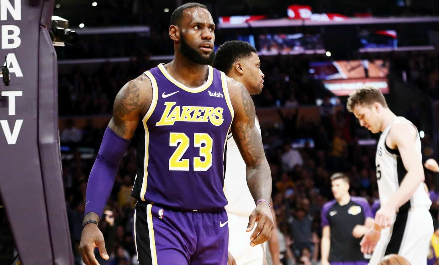 LeBron James peut-il vraiment mener les Lakers en playoffs ?