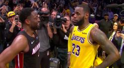 Dwyane Wade prêt à aider LeBron cette saison