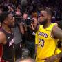 CQFR : LeBron contrarie Wade, Curry et George régalent