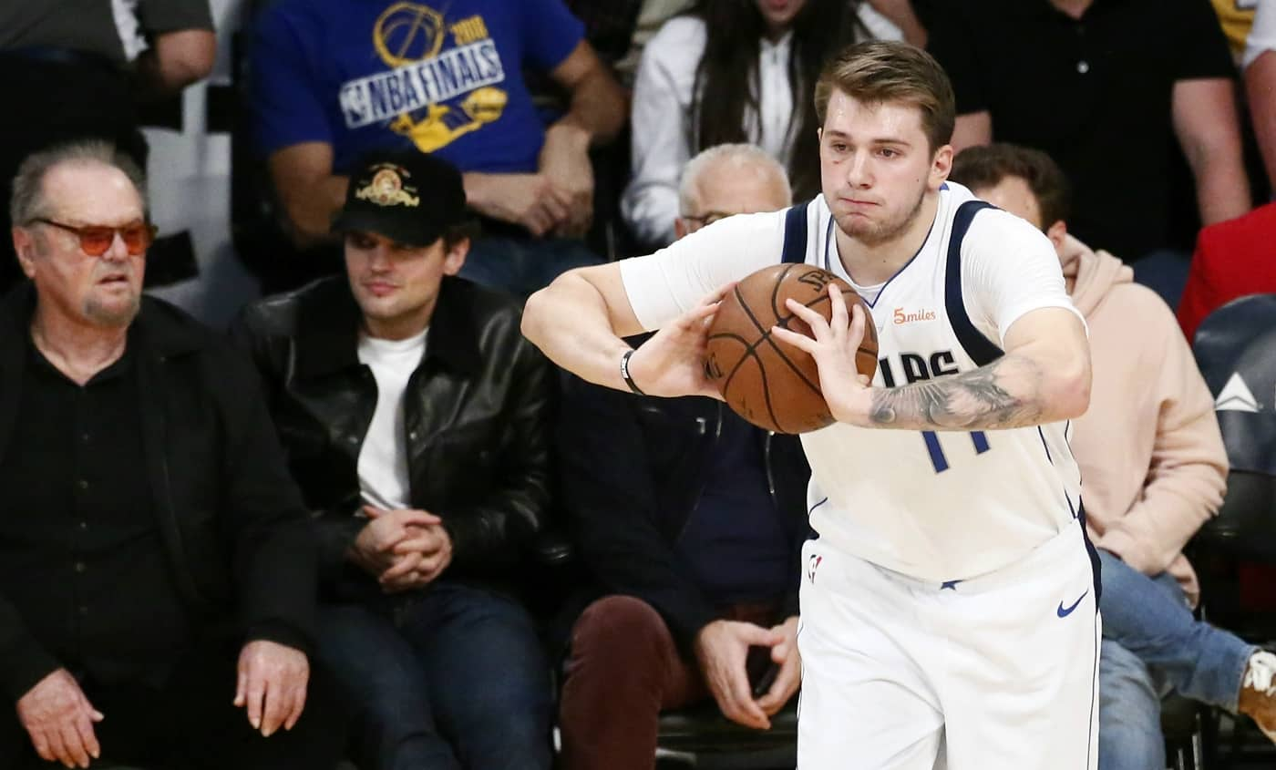 CQFR : Doncic réveille Dallas, Rose fêté à Chicago
