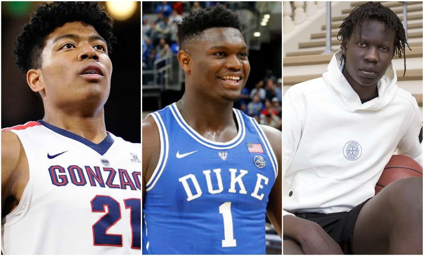 Draft 2019 : Nos lottery-picks précoces