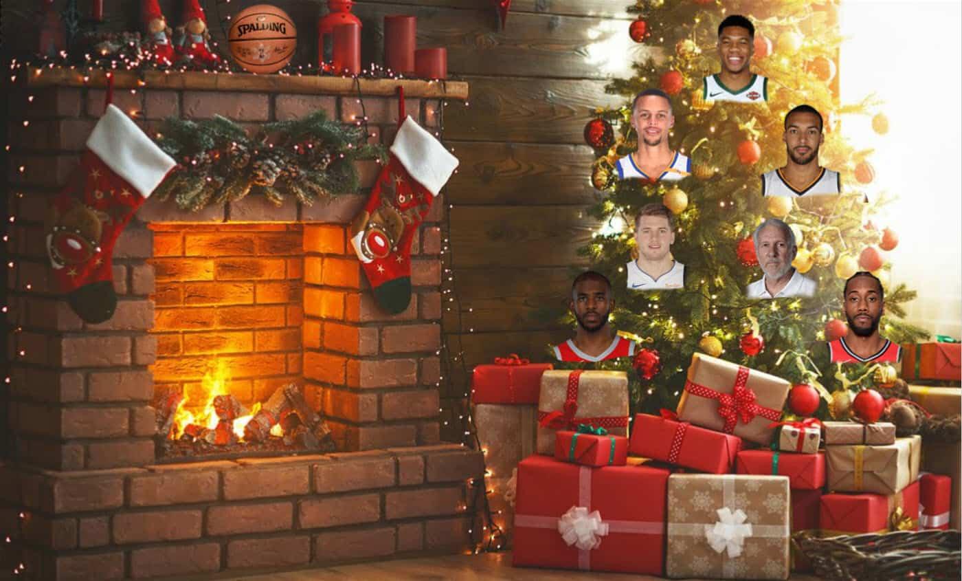 Nos cadeaux de Noël utiles pour la NBA