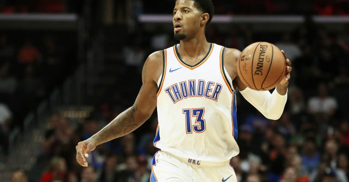 Paul George envoyé aux Los Angeles Clippers par le Thunder !